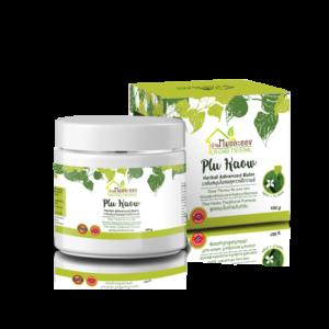 Plu Kaow Herbal Advanced Balm 100 g