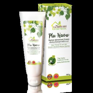 Plu Kaow Herbal Advanced Cream 100 g