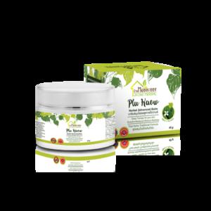 Plu Kaow Herbal Advanced Balm 40 g